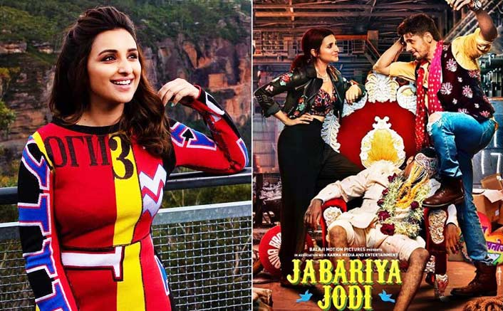 Parineeti Picks Up Bhojpuri Diction for Jabariya Jodi!
