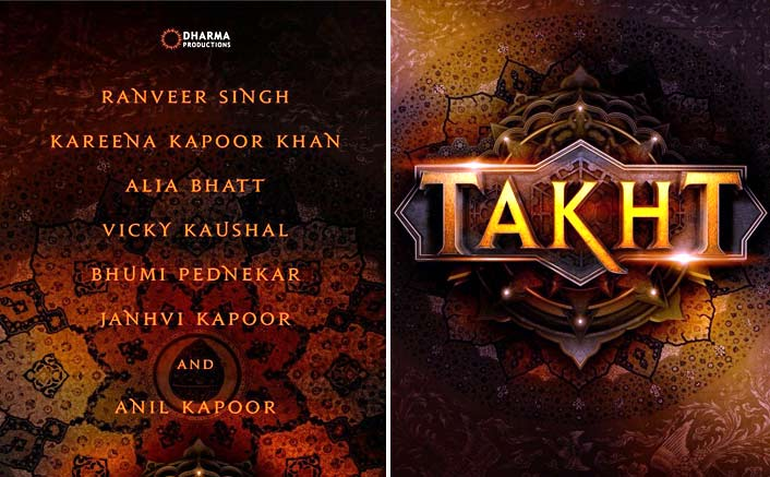 Takht: Karan Johar Brings Together A Dream Team!