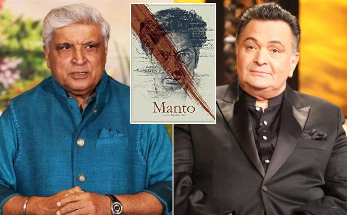 Rishi Kapoor, Javed Akhtar didn't charge a penny for 'Manto'