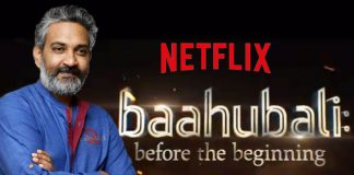 S S Rajamouli's Baahubali To Get Its Prequel Series On Netflix!