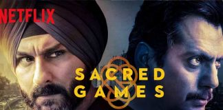 Sacred Games; Musings