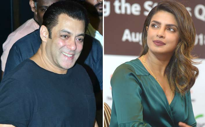 Salman Khan Indirectly TAUNTS Priyanka Chopra For Her Mysterious Exit From Bharat