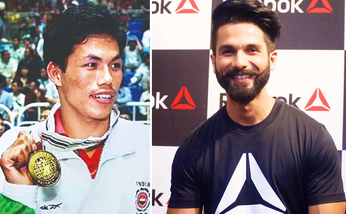 Shahid Kapoor to play boxing hero Dingko Singh on screen