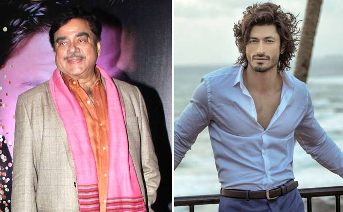 Shatrughan congratulates Vidyut for bringing honour, pride to India