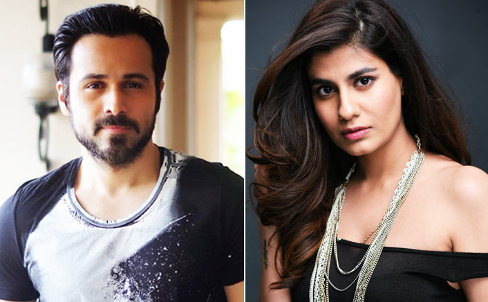 """Shreya Dhanwanthary signed for """"Cheat India"""""""