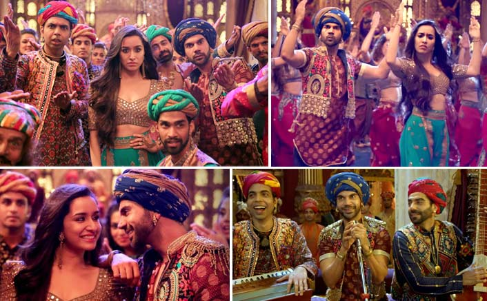 Song Out Now: 'Milegi Milegi' tells the tale of Stree