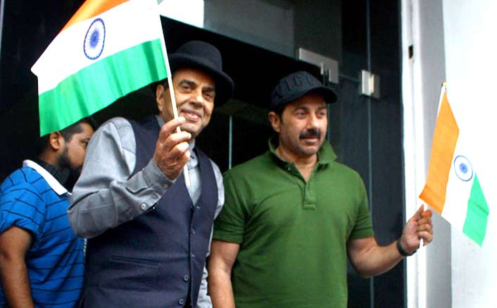 Sunny Deol keen to make biopic on dad Dharmendra