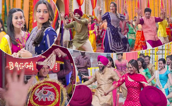 Swag Saha Nahi Jaye From Happy Phirr Bhag Jayegi Is Here To Make The Audience Groove In Swag!