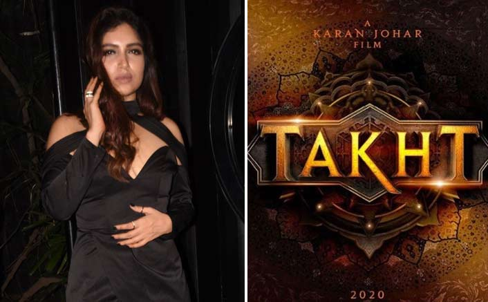 'Takht' is a big one for me, says Bhumi