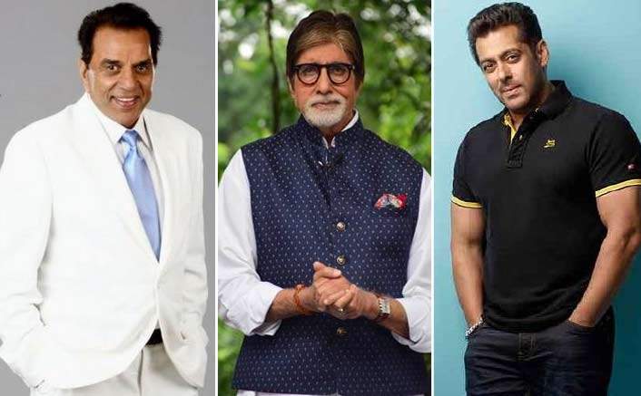 This Day That Hit: When Dharmendra, Amitabh Bachchan And Salman Khan Ruled At The Box-Office!