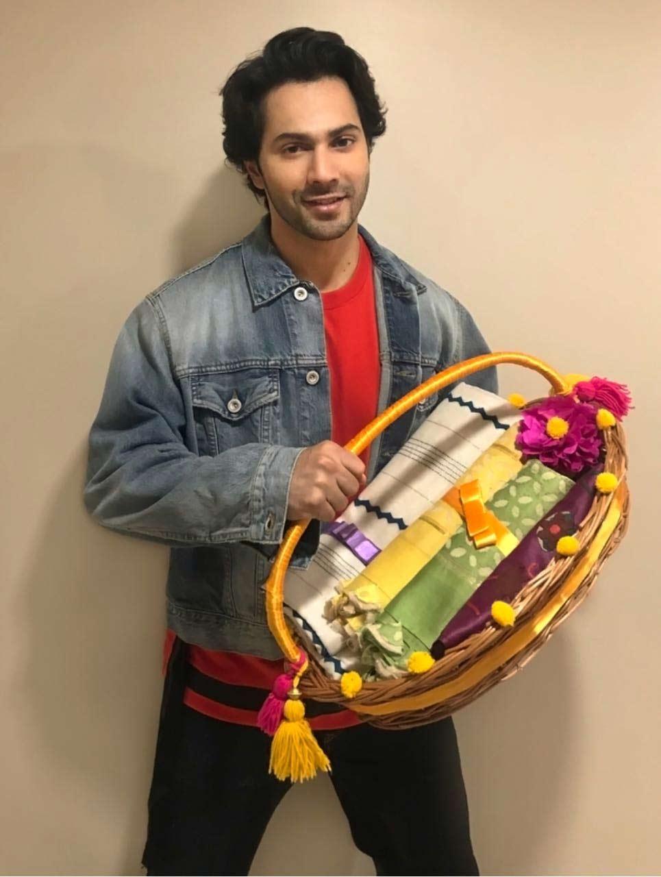 Varun Dhawan to send handmade hampers for Rakhi to his sisters!