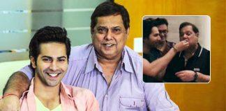 Varun Dhawan wishes father David Dhawan on birthday