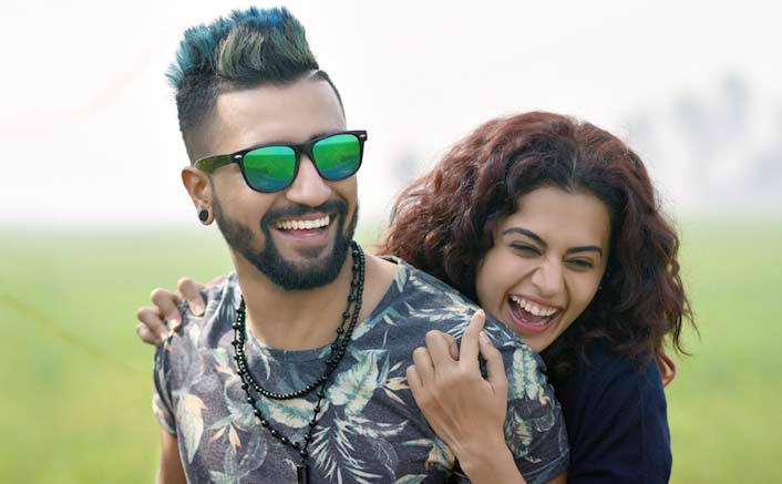 Vicky Kaushal makes his singing debut with Manmarziyaan!