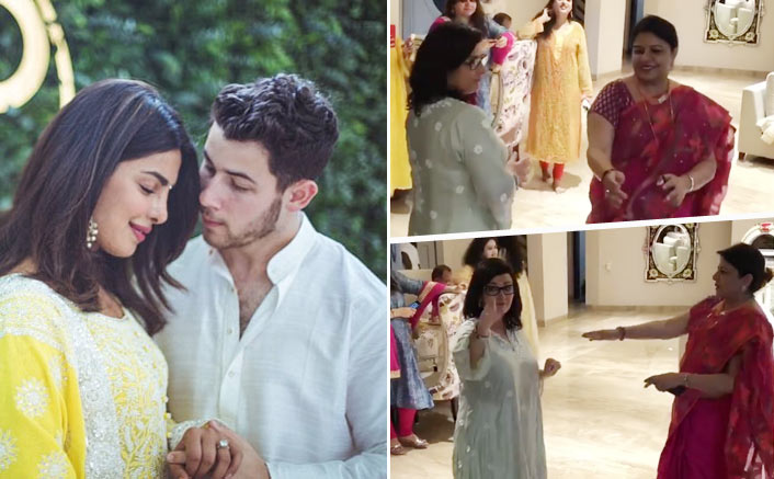 When Nick, Priyanka's mothers matched steps to Punjabi song