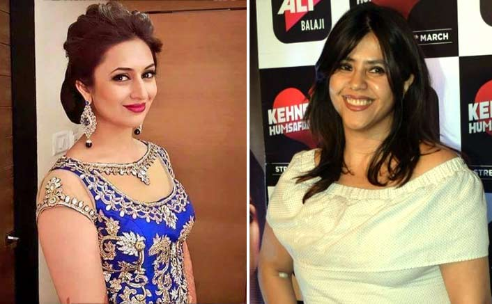 Working with a lady boss always amazing: Divyanka Tripathi on Ekta Kapoor