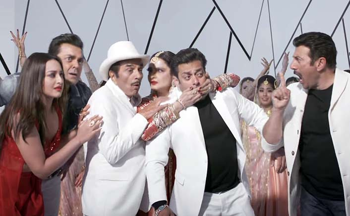 Yamla Pagla Deewana Phir Se Trailer Launch: Dharmendra Is All Praises For Salman Khan!