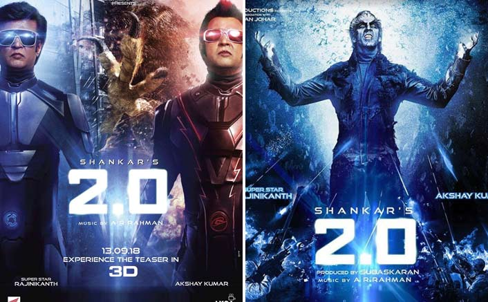2.0 Teaser: 5 Things We Expect From This Akshay Kumar - Rajinikanth's Magnum Opus