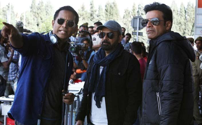 37 years after Silsila , Raj & DK film at Srinagar airport!