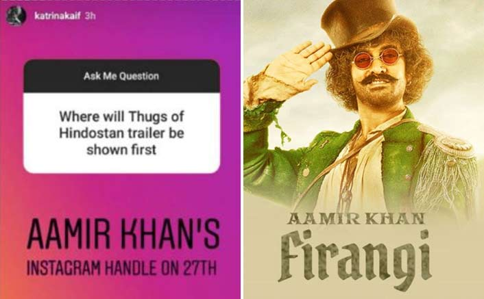 Thugs Of Hindostan Trailer: Aamir Khan Has Some Special Plans For It!