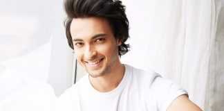 Aayush Sharma takes a walk down memory lane