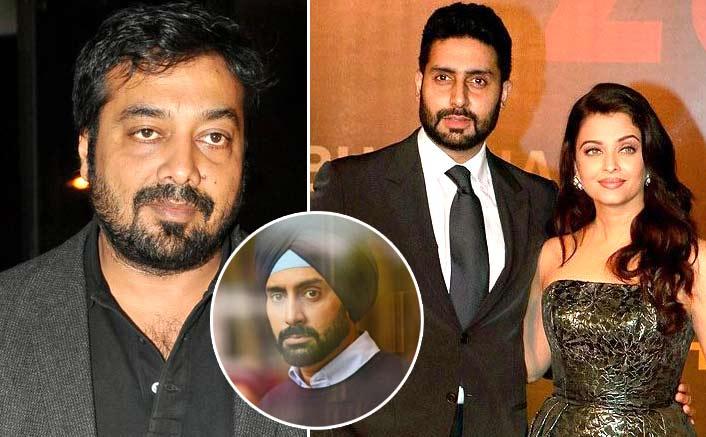 Abhishek teases Aishwarya at TIFF gala of `Manmarziyan'