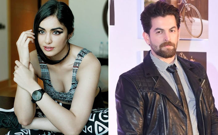 Adah Sharma paired with Neil in his brother's directorial debut