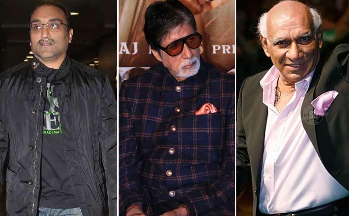 Amitabh Bachchan Credits Aditya Chopra For Fulfilling Father Yash Chopra's Dreams!