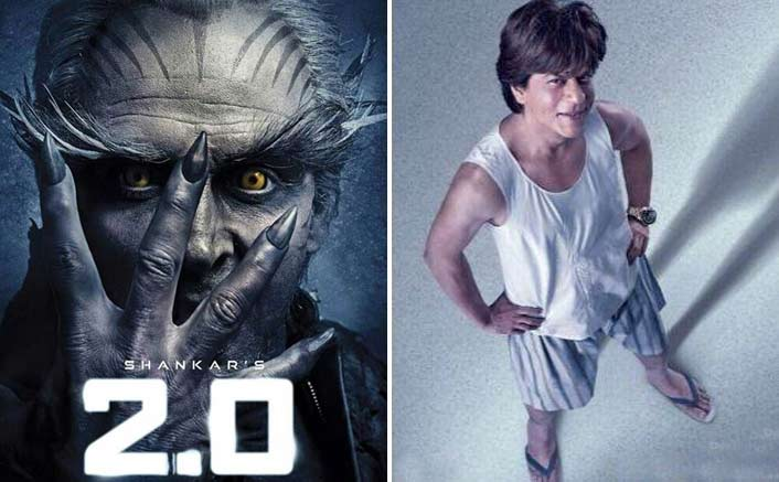 Akshay Kumar's 2.0 And Shah Rukh Khan's Zero – Here's Why EVERY Film Lover Should Place Their Bet On These Two Mega Budget Films!