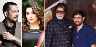 Amitabh Bachchan, Aamir Khan React On Tanushree Dutta & Nana Patekar Sexual Assault Controversy