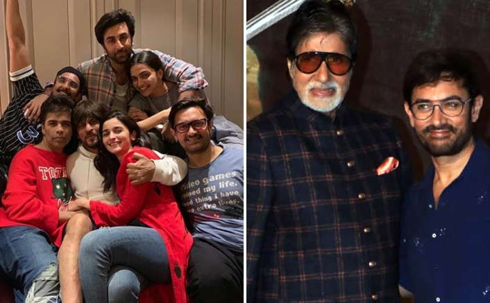 Katrina Kaif & I are Upset With Aamir Khan, Ranbir Kapoor For Not Calling Us: Amitabh Bachchan