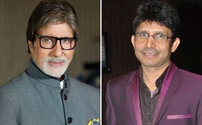 Amitabh Bachchan calls KRK 'irrepressible'