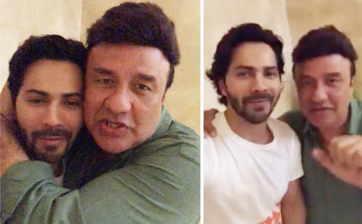Anu Malik is truly made in India: Varun Dhawan