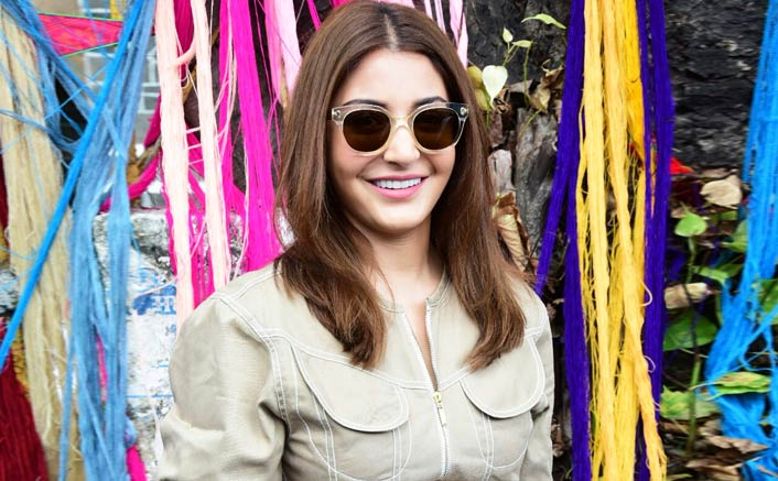 I've not completely embraced my fame : Anushka Sharma