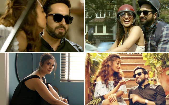 Ayushmann Khurrana's romantic track 'Aap Se Milkar' for AndhaDhun is out