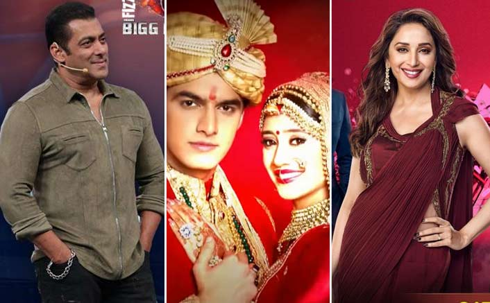 BARC Report Week 38: Will Salman Khan's Bigg Boss 12 Pave Its Way To Beat Naagin 3?