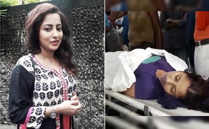 Bengali actress commits suicide