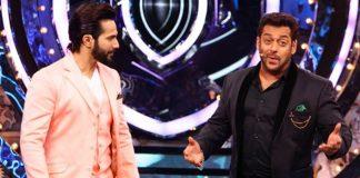 Bigg Boss 12: Salman Khan to rap With Varun Dhawan
