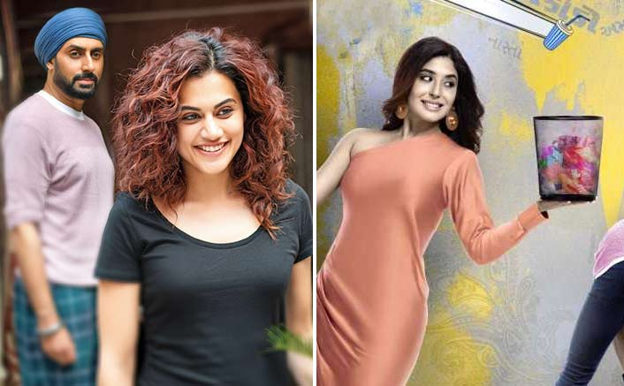 Box Office - Manmarziyaan and Mitron jump on Saturday