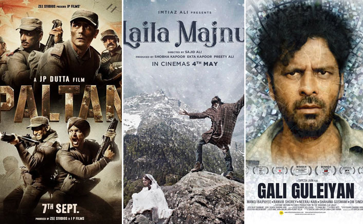 Box Office Predictions - Paltan, Laila Majnu and Gali Guleiyan