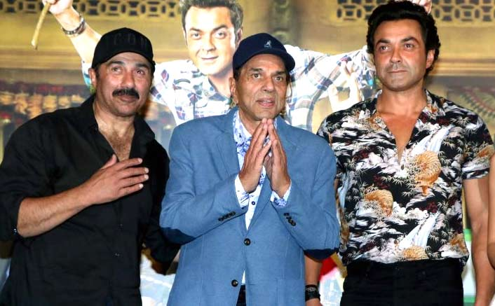 Dharmendra feels bad for 'poor star sons'