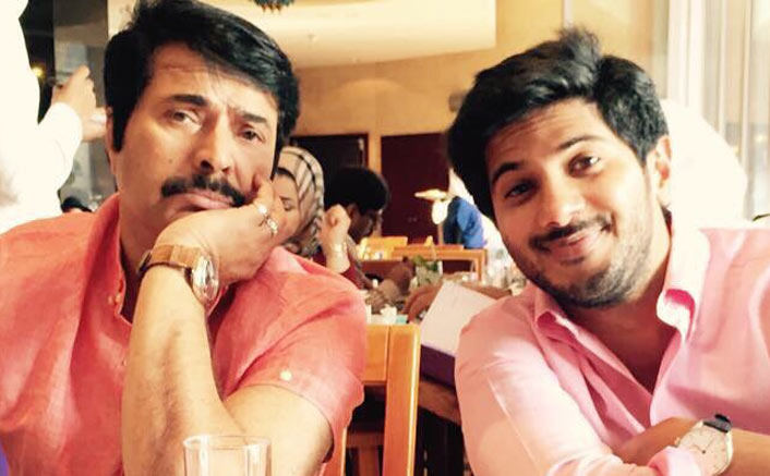 Dulquer sends out b'day wish to 'coolest dude' Mammootty