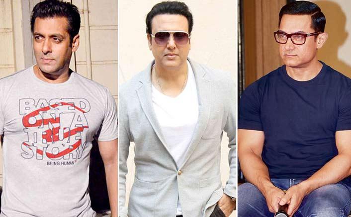 Govinda Feels Salman Khan Has Started Matching Up To Aamir Khan's Level; Deets Inside!