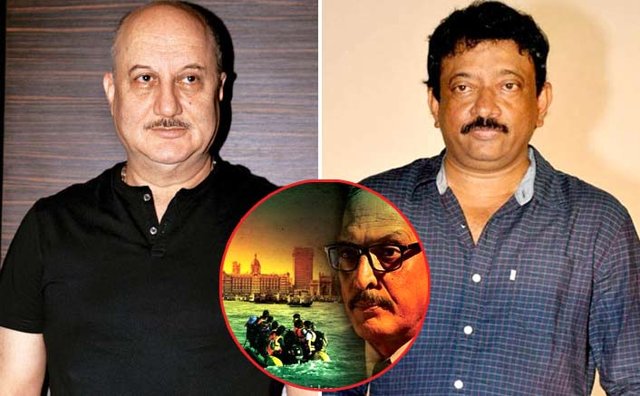 Anupam Kher Indirectly Slams Ram Gopal Verma For The Attacks Of 26/11