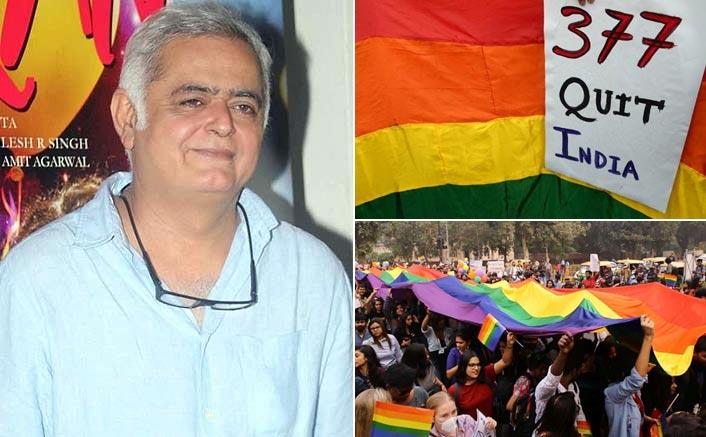 Society must treat LGBT community with respect: Hansal Mehta
