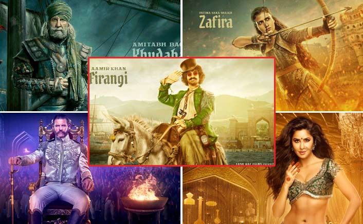 Here's The Truth Behind The Leaked Poster Of Thugs Of Hindostan