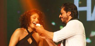 I still celebrate the day when I first met SRK: Kubra Sait