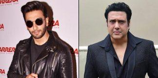 I'm a huge Govinda fan: Ranveer Singh
