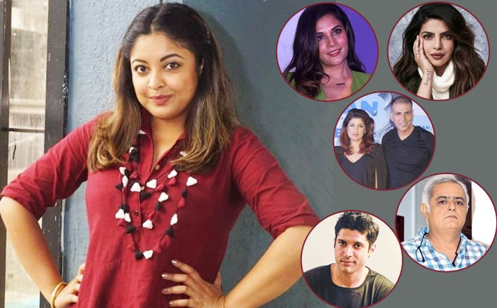 India's #MeToo moment: Bollywood finally speaks up for Tanushree Dutta