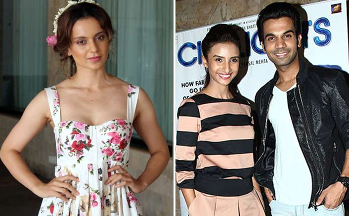 Is Rajkummar Rao, behind the Patralekha's exit from Panga?