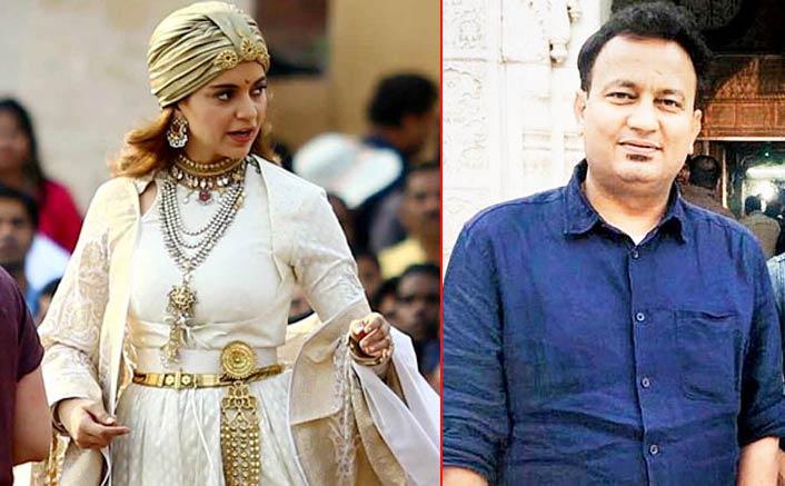 Kangana hasn't hijacked 'Manikarnika...': Producer